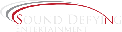 Sound Defying Entertainment Logo